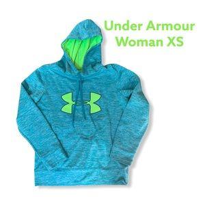 UNDER ARMOUR Woman's sweatshirt.
